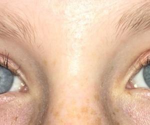 blue, blue eye, and blue eyes image