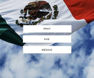 mexico and pray for mexico image