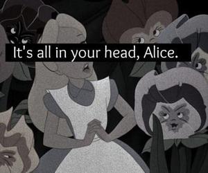 alice, alice in wonderland, and wonderland image