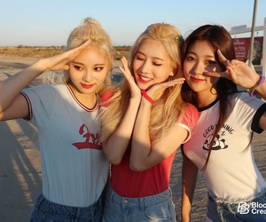 loona, kpop, and odd eye circle image