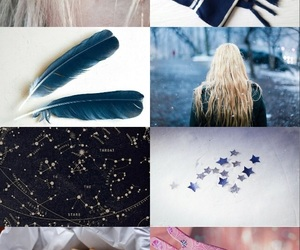 aesthetic, blonde girl, and harry potter image