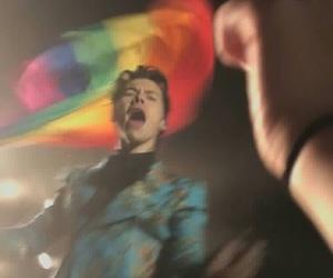 legend, rainbow, and Harry Styles image