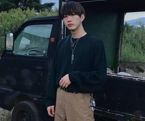 black, khaki, and truck image