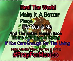 prayformexico, somosuno, and fuerzamexico image