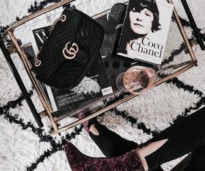 fashion, gucci, and magazine image