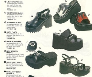 90s and shoes image
