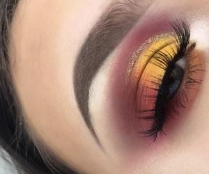 bronze, eyeshadow, and matte image