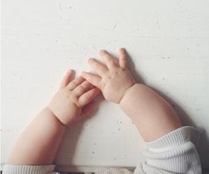 baby, beautiful, and nice image