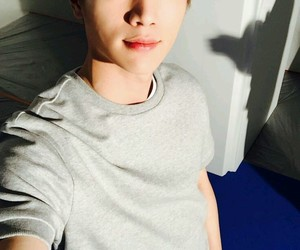 idol, korean, and seo kang joon image