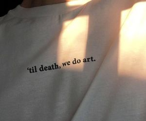 art, aesthetic, and quotes image