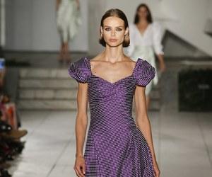 Carolina Herrera, fashion, and birgit kos image