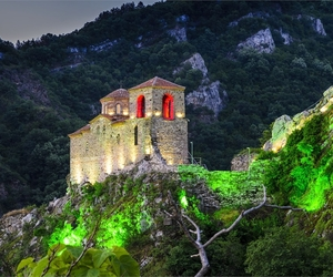 bulgaria, medieval, and fortress image