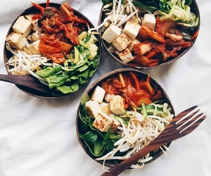 bowls, delicious, and food image