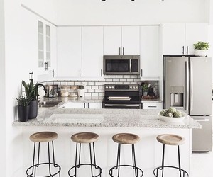 kitchen, interior, and decor image