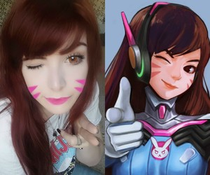 asian, blizzard, and cosplay image
