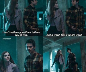 forever, lydia, and teen wolf image