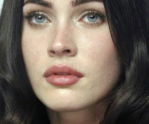 megan fox, beauty, and eyes image