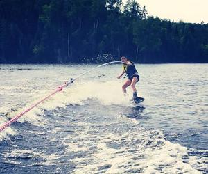 cottage, hangloose, and wakeboard image