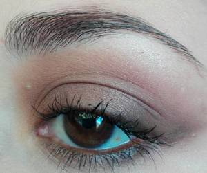 makeup, me, and too faced image
