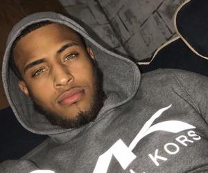 black men and handsome image