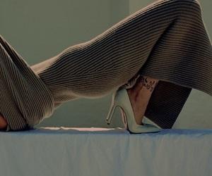 fashion, sexy, and feet image