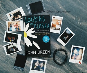 aesthetic, book, and john green image