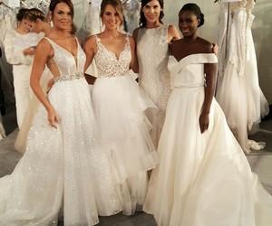 wedding dresses and white dress image