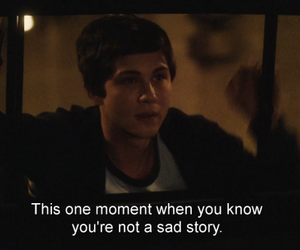 the perks of being a wallflower, charlie, and movie image