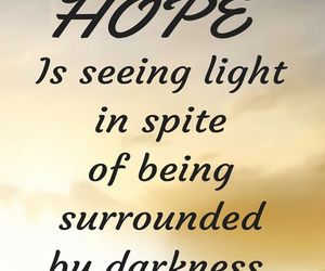 hope, life, and life lessons image