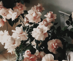 lockscreen, background, and flowers image