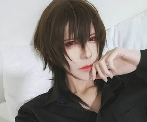 cosplay, fingers, and vampire image