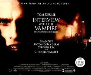 brad pitt, Tom Cruise, and vampire image