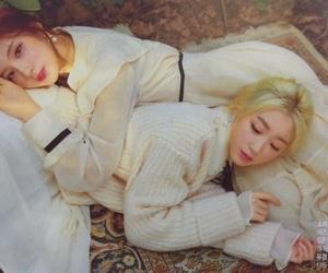 yukyung, sohee, and elris image