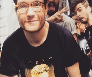 bastille, dan smith, and kyle simmons image