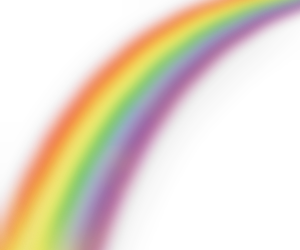 colorful, png, and rainbow image