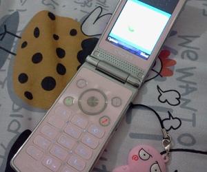 cellphone, japan, and kawaii image