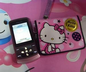 cellphone and kawaii image