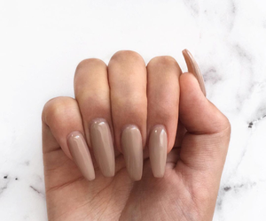 nails, style, and Nude image