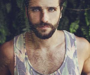 boy, man, and beard image