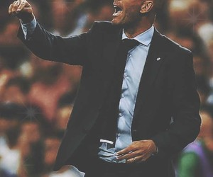 real madrid, hala madrid, and zizou image