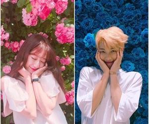 actress, joon, and park shin hye image