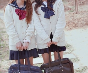 japan, japanese, and uniform image
