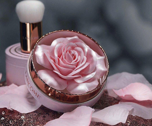 brand, makeup, and rose image