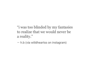 quotes, reality, and love image