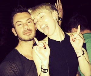 miley cyrus, night out, and miley cyrus 2013 image