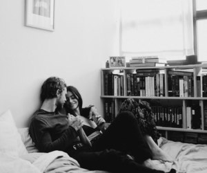 love, couple, and aesthetic image