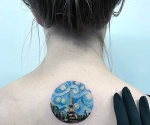 tattoo, art, and ink image