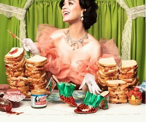 famous, katy perry, and lady image