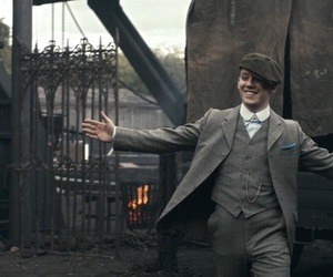 love, peaky blinders, and john shelby image