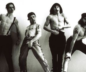 flea, red hot chili peppers, and rhcp image